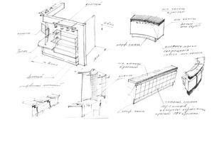 разработка мебели - фото 11
