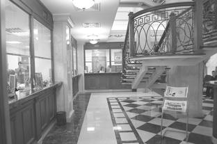 Мебель для банков от ЗАО Пионер