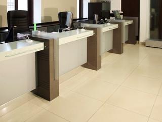 Дизайн операционного зала Нота-банк