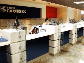 Дизайнерская мебель для банка «Глобэкс»