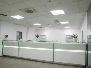 """Мебель для бизнес-центра """"Симонов Плаза"""""""