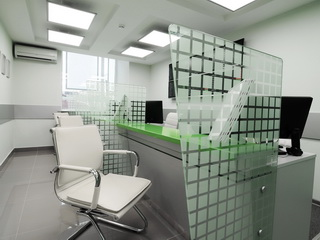 Мебель для «Фридом-Финанс»