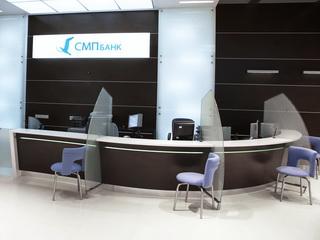 Стойки работы с клиентами в СМП