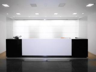 Стойка ресепшн для офиса (Архив 2006)
