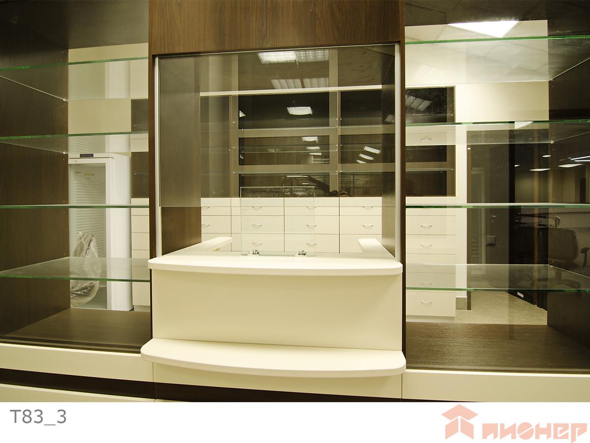 Аптечная мебель - витрины, прилавки, стеллажи для аптек и аптечных ... | 902x1200
